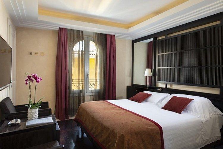 Habitación doble  art hotel novecento bolonia