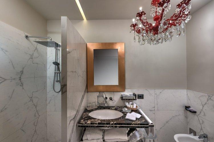 Apartamento superior  art hotel commercianti bolonia