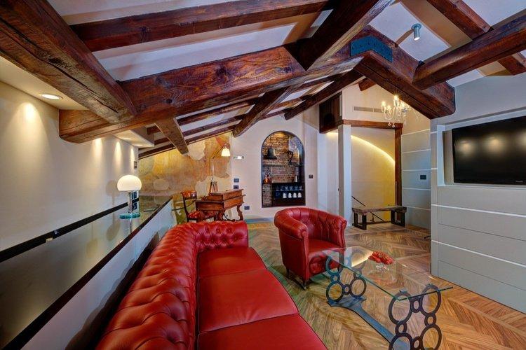 Suite  art hotel commercianti bolonia