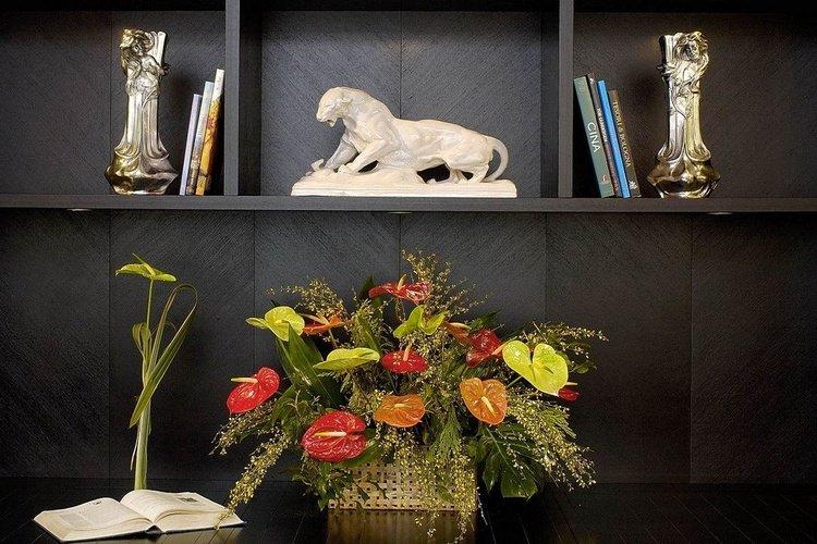 Zonas comunes  art hotel novecento bolonia
