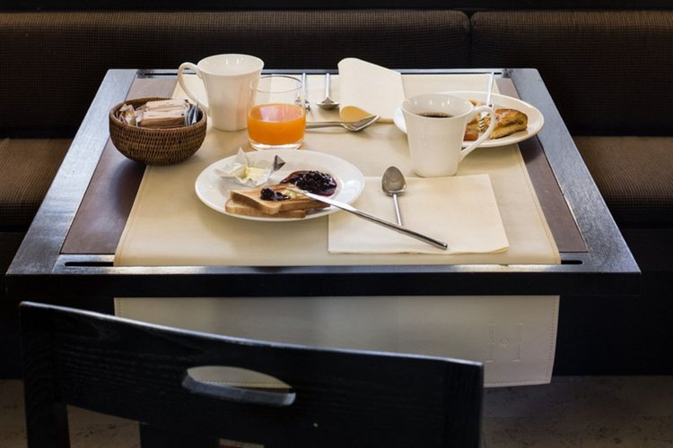 Desayuno  art hotel novecento bolonia