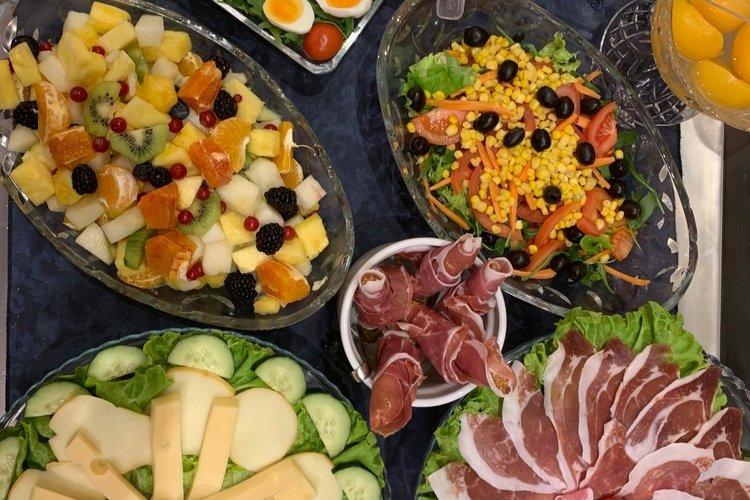 Gastronomía  art hotel commercianti bolonia