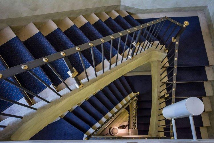 Interiores art hotel commercianti bologna