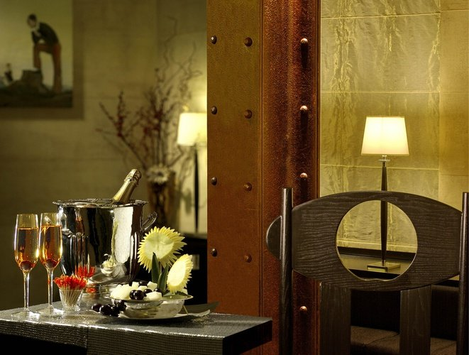 Amenities  art hotel novecento bologna