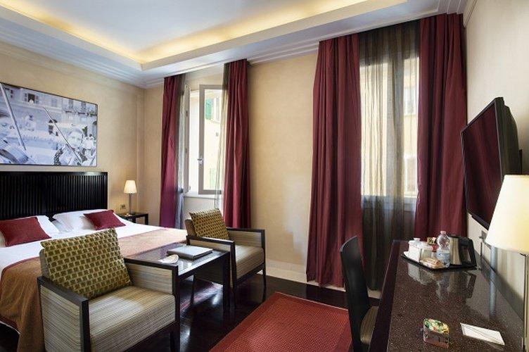 Suite  art hotel novecento bolonia, italia