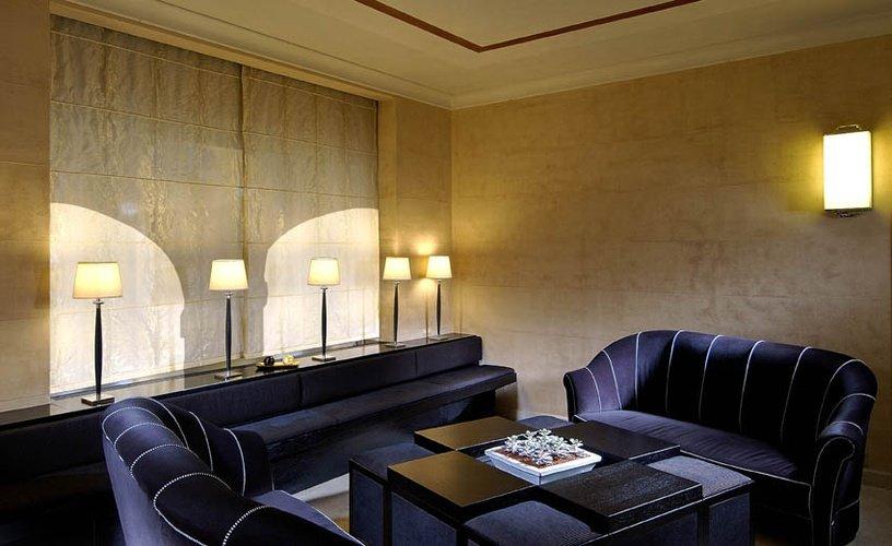 Interiores  art hotel novecento bologna
