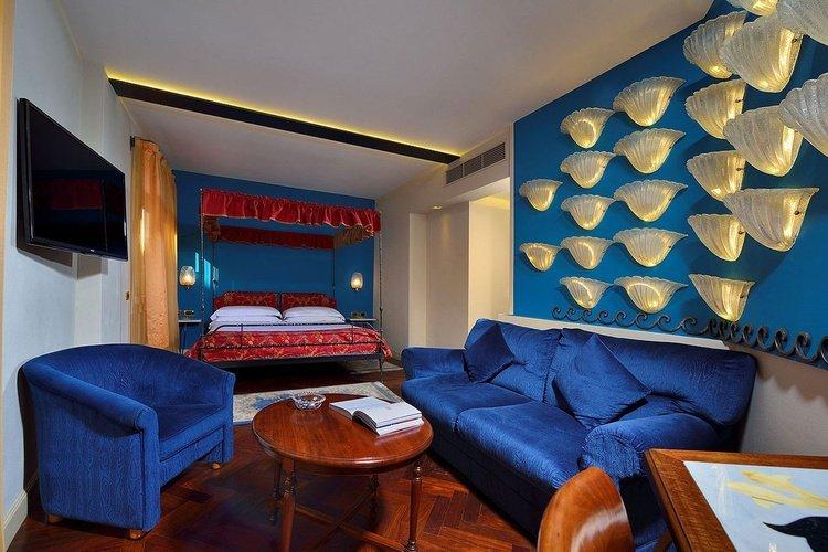 Junior suite  art hotel commercianti bolonia