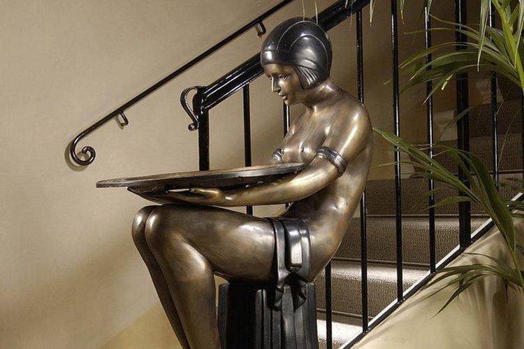 Interiores  art hotel novecento bolonia