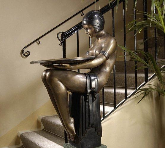 Interiores  art hotel novecento bolonia, italia