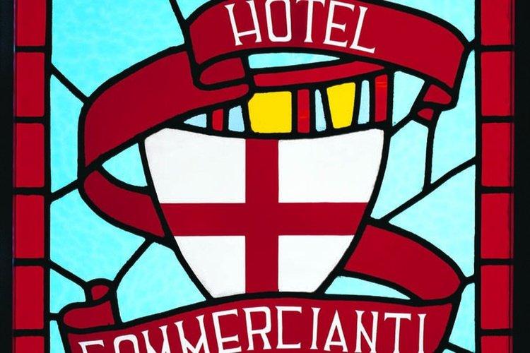 Interiores  art hotel commercianti bolonia